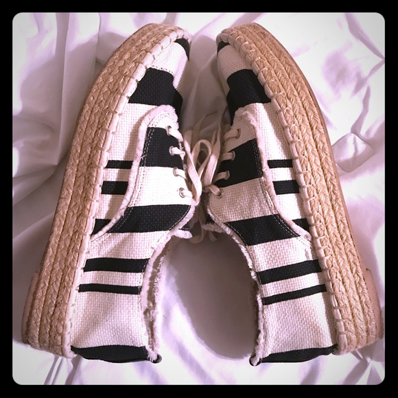 f457b895d DV by Dolce Vita Shoes | Dv Canvas Lace Up Espadrille Sneakers ...